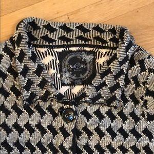 Nick & Mo Sweater Coat